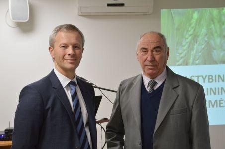 Sergejus Fedotovas, Julius Grašys